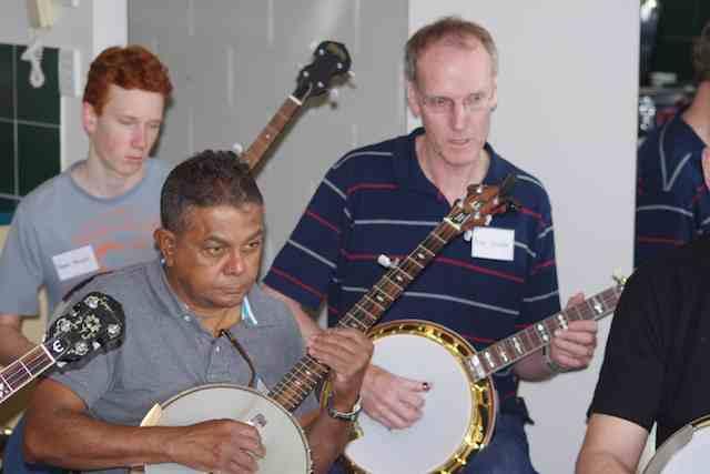 Australian Banjo Conference 2011