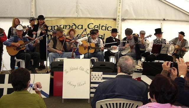 Adelaide Olde Timey String Band