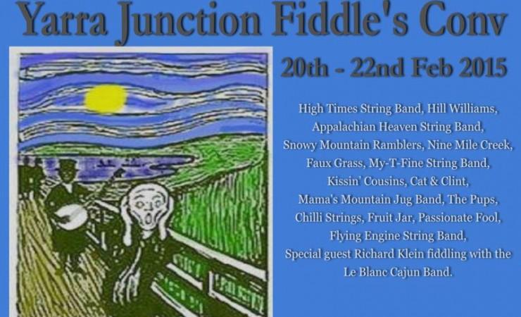 33rd Yarra Junction Fiddler's Convention