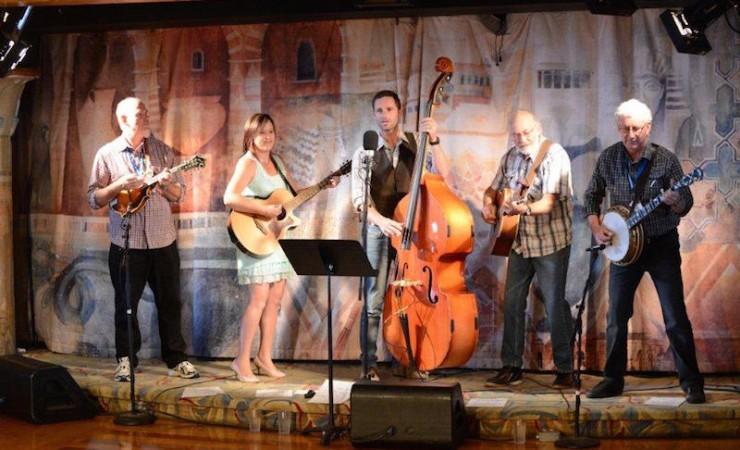 Hamilton County BGB to Play Adelaide's Barn Gallery