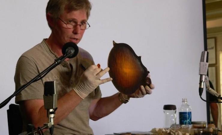 Paul Duff Presents at Monroe Mandolin Camp in USA