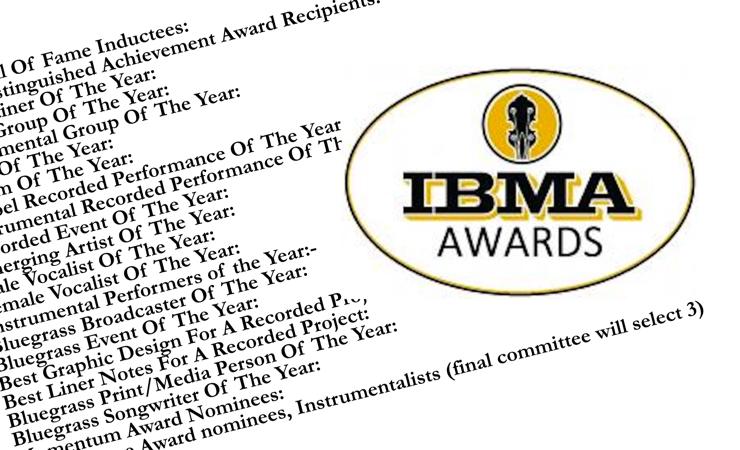 2015 IBMA Award Nominees