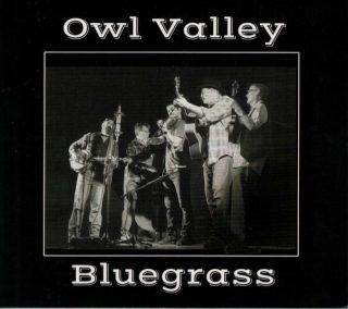 Owl Valley Bluegrass CD