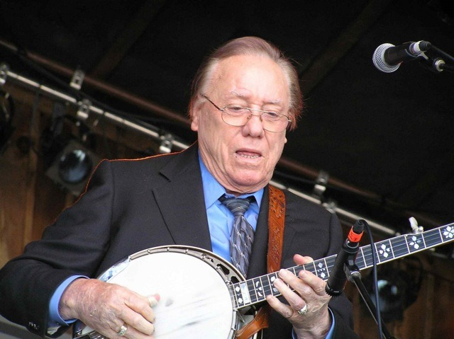 Earl Scruggs Recognised at IBMM
