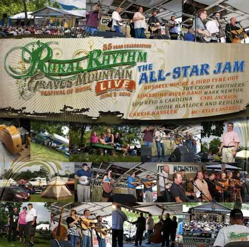 The All-Star Jam – Live at Graves Mountain