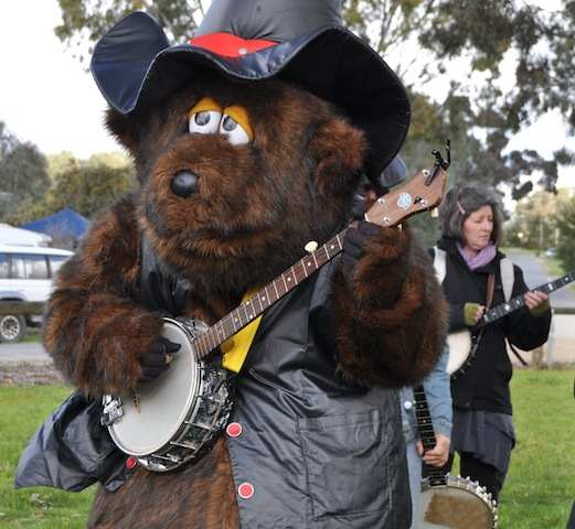 The Guildford Bear