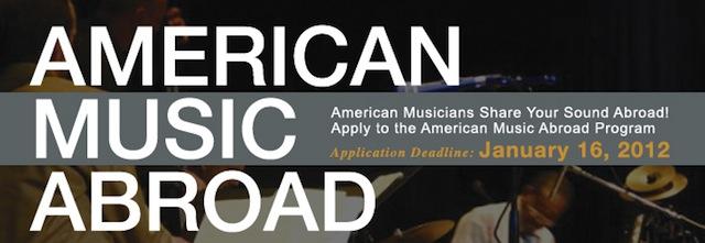 American Music Abroard