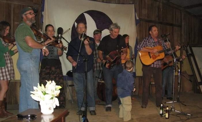 Blackwood Fiddlers Convention
