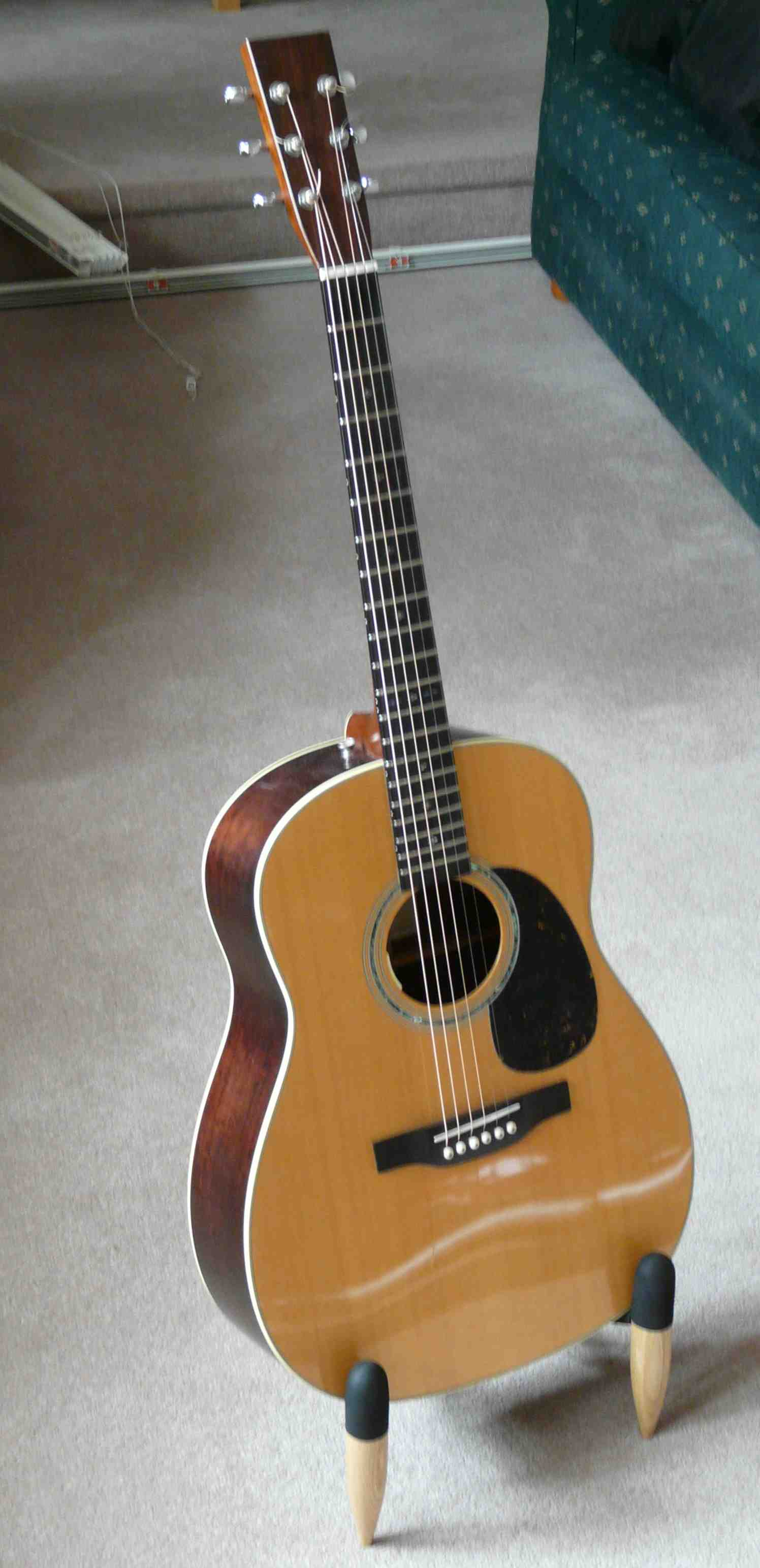 De Gruchy Dreadnought Guitar #585