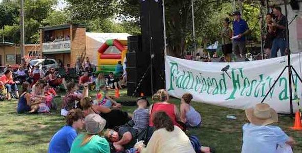 Fiddlehead Festival 2013