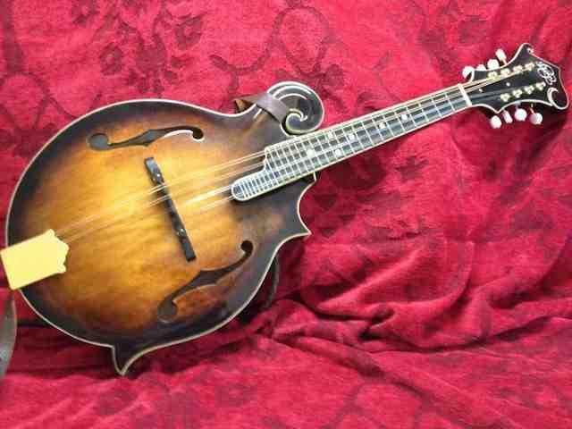 Dunn Mandolin F5-01