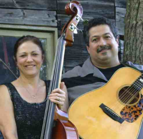 Debi and Ernie Evans