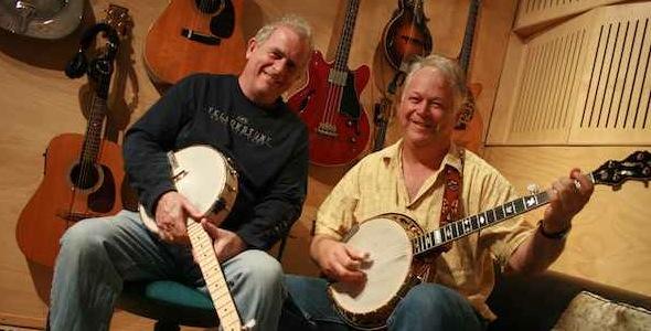Banjo Australis – Ian Simpson and John Kane