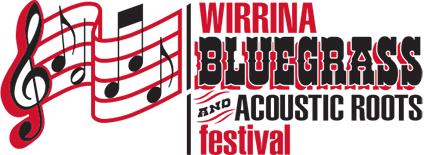 Wirrina Bluegrass Logo