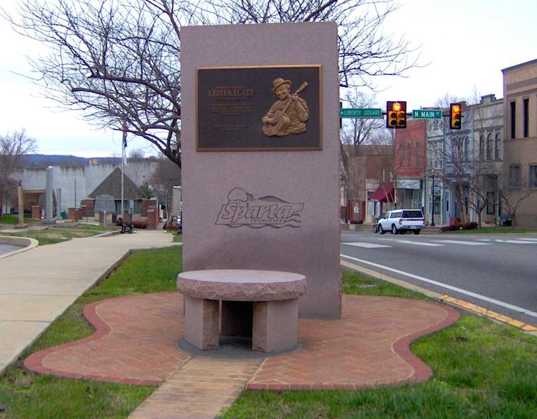 Lester Flatt Memorial