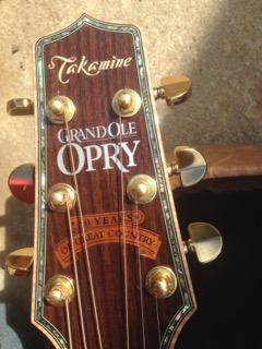 Takamine 80th Anniversary Guitar