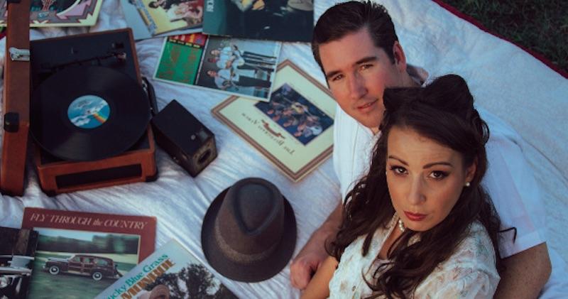 Daren and Brooke Alderidge