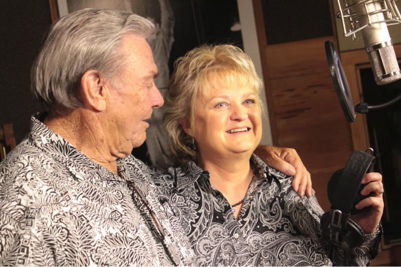 Lorraine Jordan & Jim Ed Brown