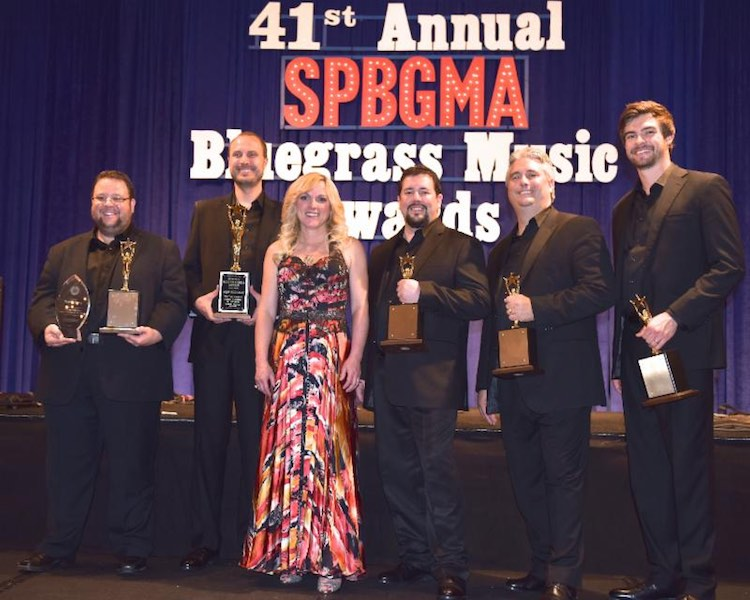 Rhonda Vincent at SPBGMA