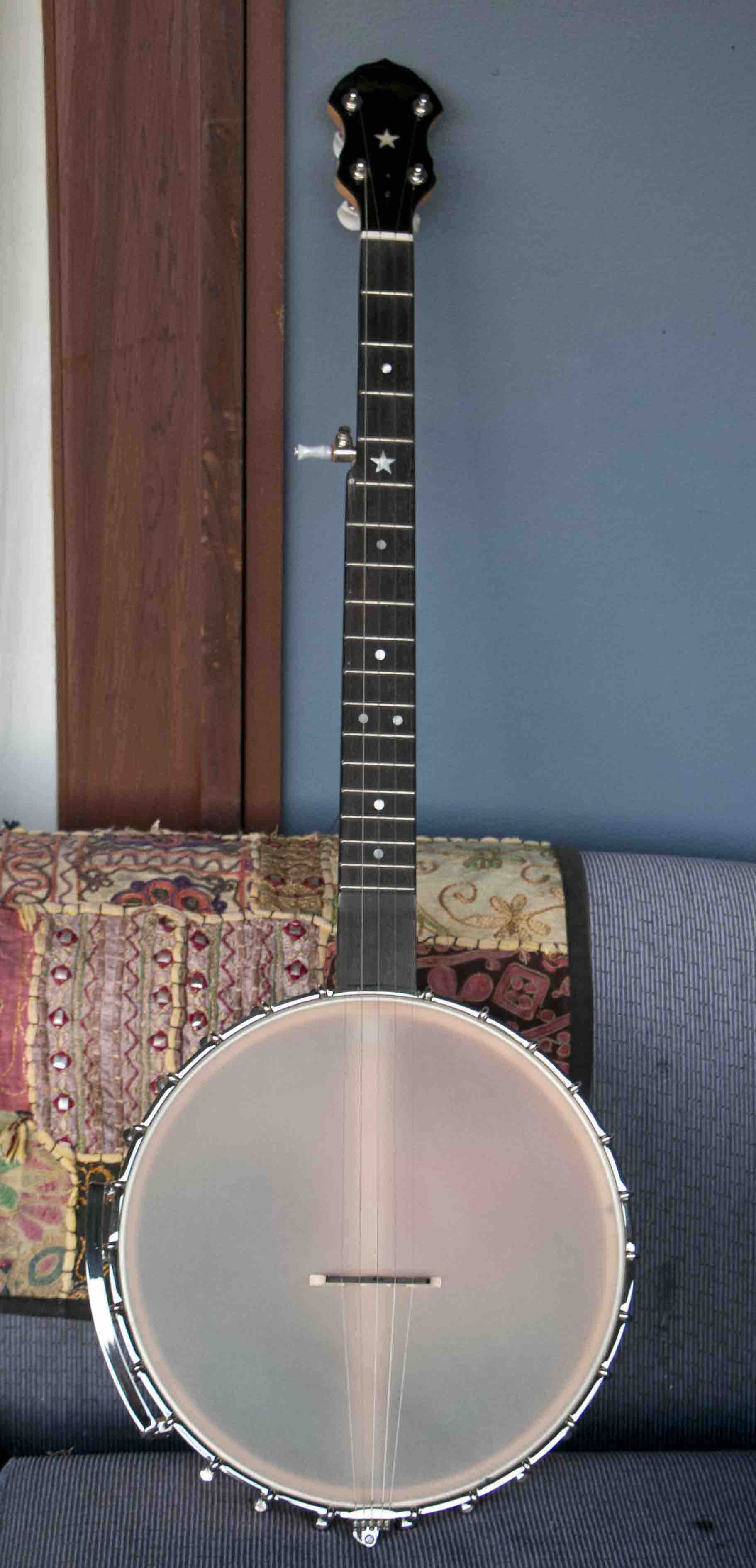 Gold Tone BC 350 Bob Carlin Openback Banjo