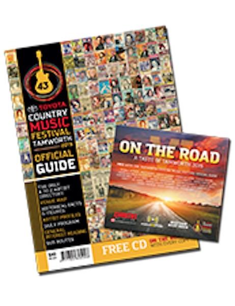 2016 Tamworth Guide