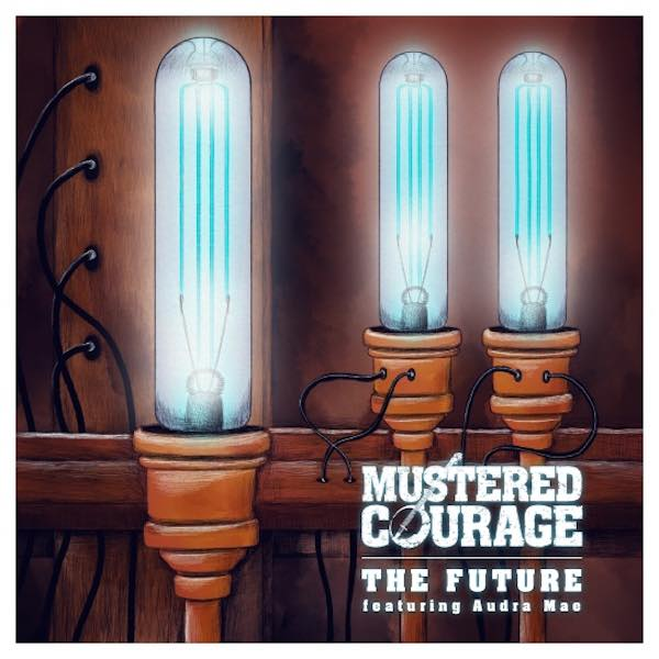Mustered Courage The Future