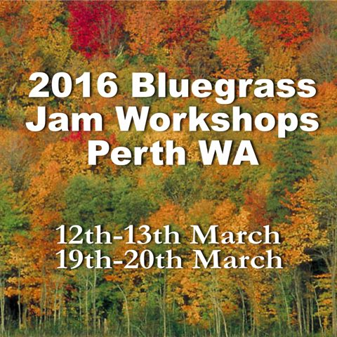 Fremantle Pickers to Host Perth Jam Camp.