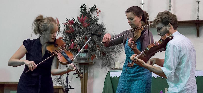 Sunshine Fiddle Fest