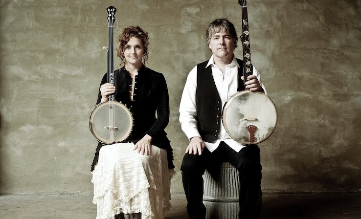 Fleck and Washburn in Concert