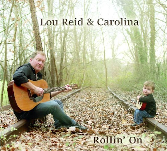 Rollin On - Lou Reid.
