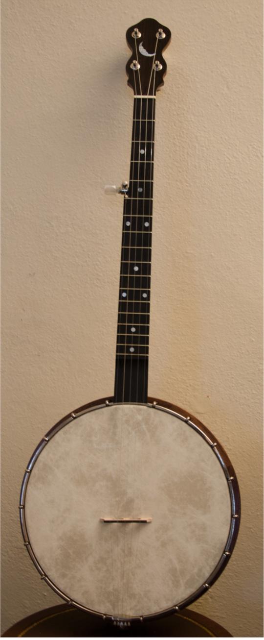 Wayne Sagmeon Banjo, 2008