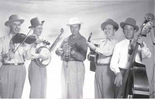 Bill Monroe & Bluegrass Boys