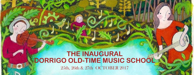 Dorrigo Old Time Music School