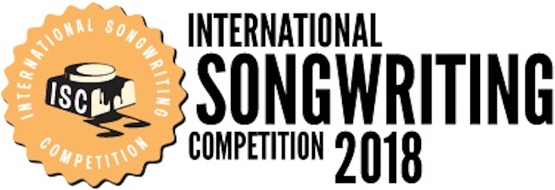 Judges Announced for 2018 International Songwriting Competition