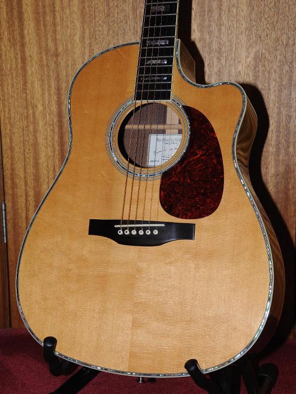 1999 De Gruchy Concert Guitar
