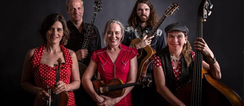 Devil Goat Family String Band