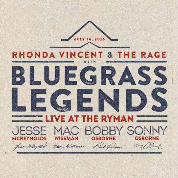 Rhonda Vincent CD