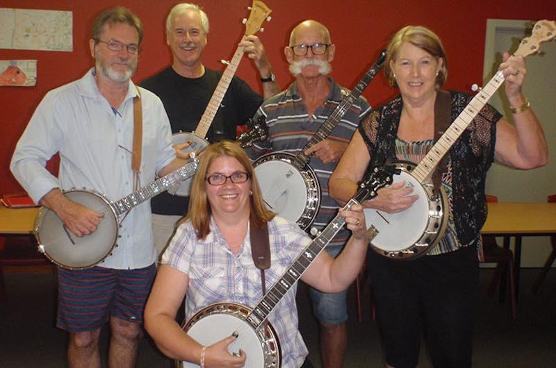 Banjo Classes