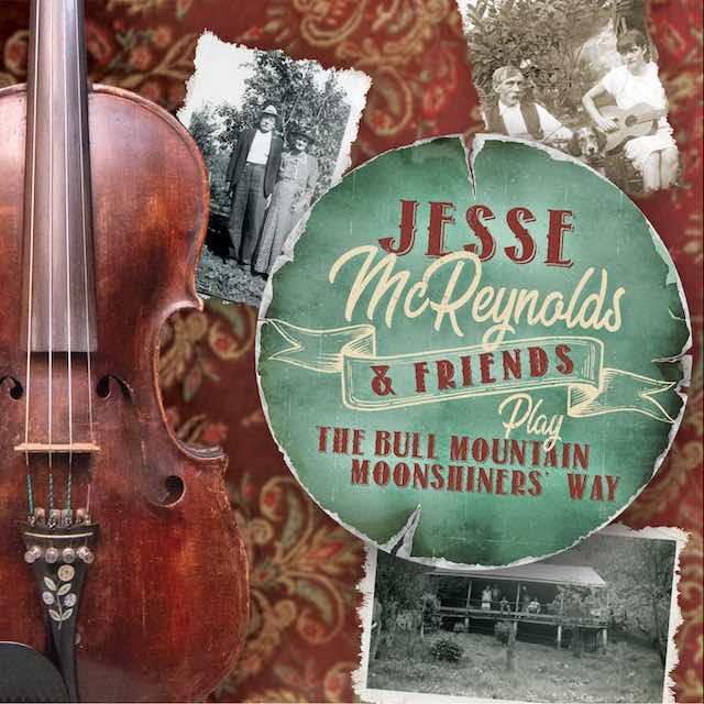 Jesse McReynolds' new CD