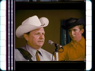 Ralph Stanley and Keith Whitley