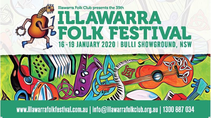 2021 Illawarra Folk Festival Applications Closing