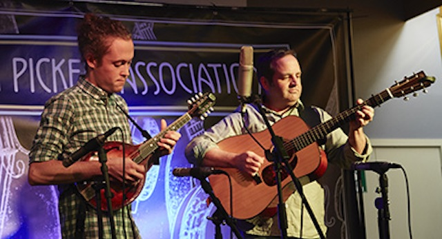 A Trio of Duets for Mountain Pickers