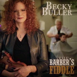 Becky Buller's new single The Barber's Fiddle