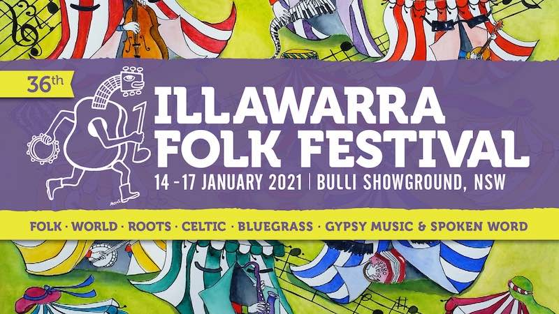 Applications Open for 2021 Illawarra Festival