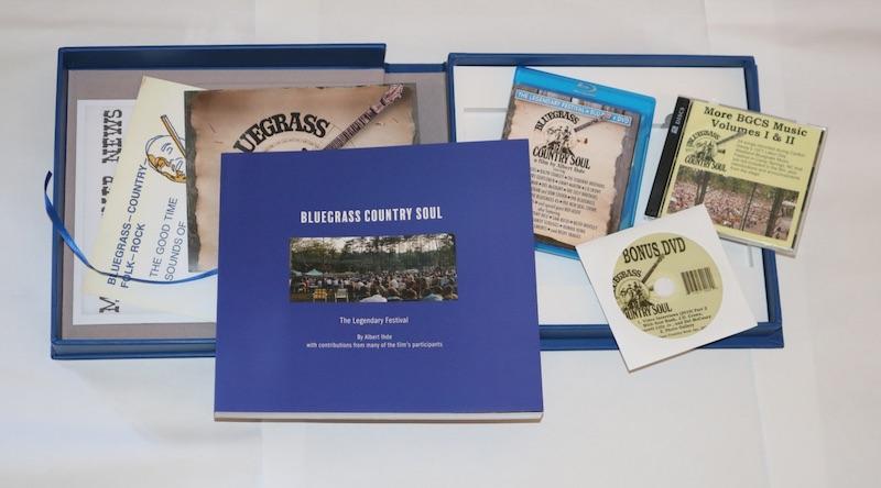 Bluegrass Country Soul Box Set