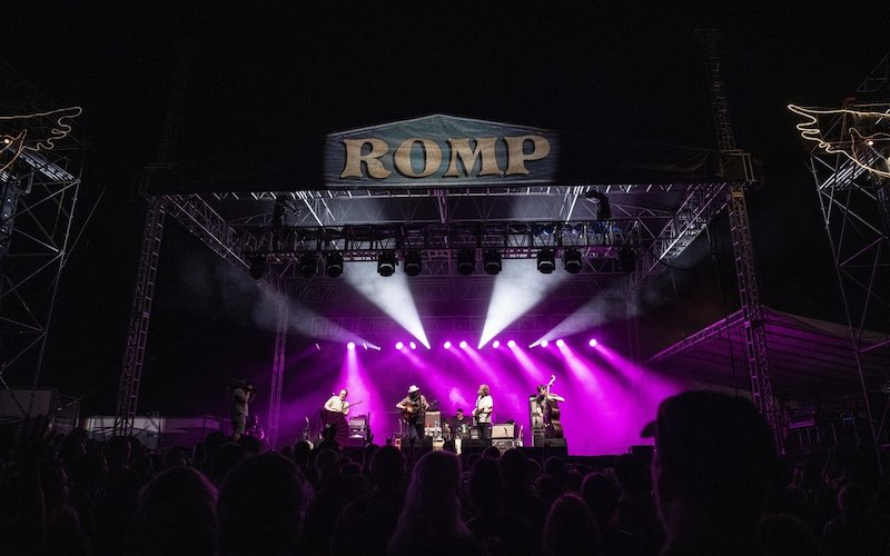 ROMP Festival – Virtual Band Contest