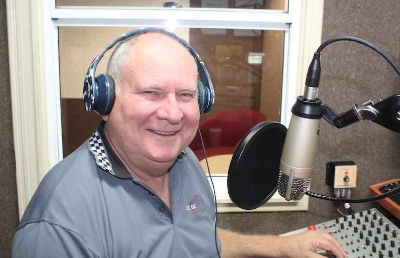 Tony Lake – 30 Years of Bluegrass Broadcasting