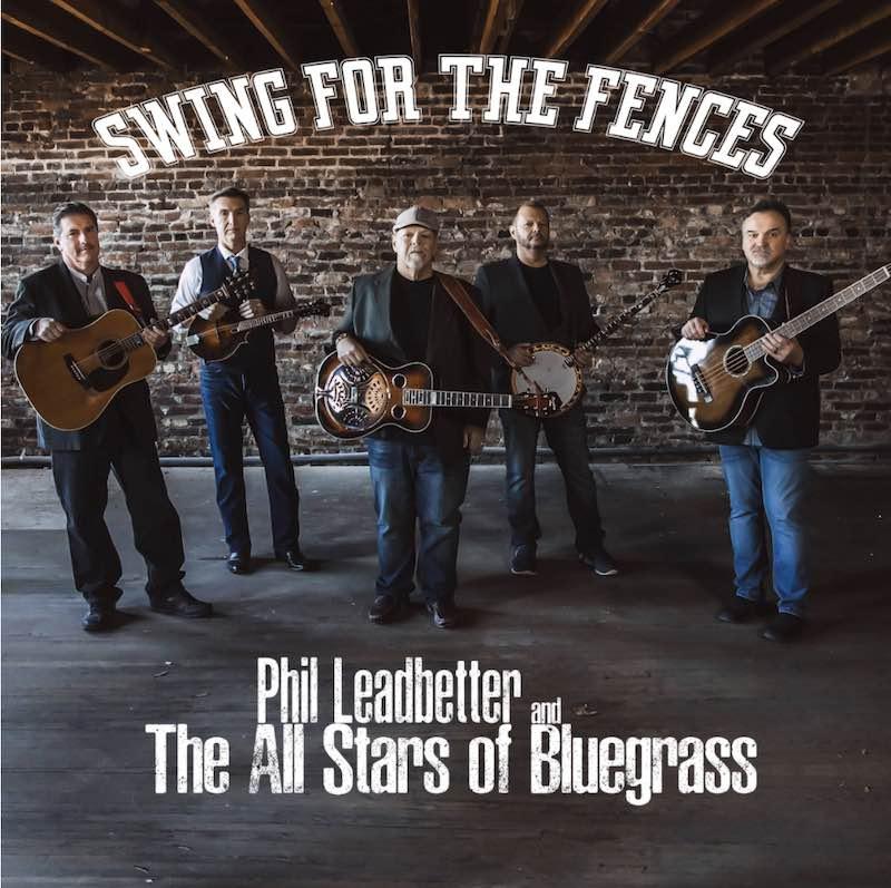 New CD From Phil Leadbetter