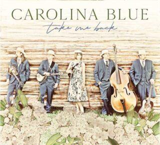 Take Me Back Carolina Blue