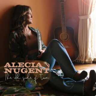 Alecia Nugent Album Cover